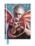 Dragonkin Foiled Notebook - Anne Stokes